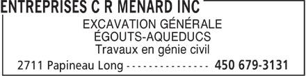 Menards Inc Tm
