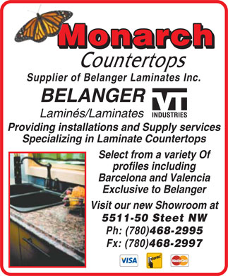VT Industries Countertops Home Centers