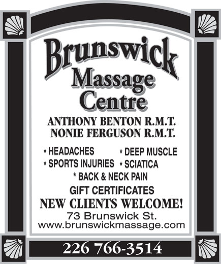 Ads Brunswick Massage Centre