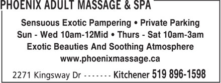 Ads Phoenix Adult Massage & Spa
