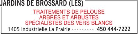 Ads Jardins De Brossard (Les)