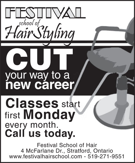 Ads Festival School of Hairstyling