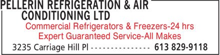 Pellerin Refrigeration & Air Conditioning (613-829-9118) - Annonce illustrée======= - Commercial Refrigerators & Freezers-24 hrs Expert Guaranteed Service-All Makes  Commercial Refrigerators & Freezers-24 hrs Expert Guaranteed Service-All Makes  Commercial Refrigerators & Freezers-24 hrs Expert Guaranteed Service-All Makes  Commercial Refrigerators & Freezers-24 hrs Expert Guaranteed Service-All Makes  Commercial Refrigerators & Freezers-24 hrs Expert Guaranteed Service-All Makes  Commercial Refrigerators & Freezers-24 hrs Expert Guaranteed Service-All Makes