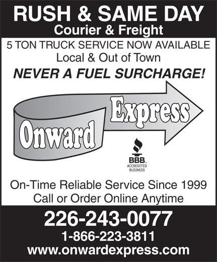 Ads Onward Express