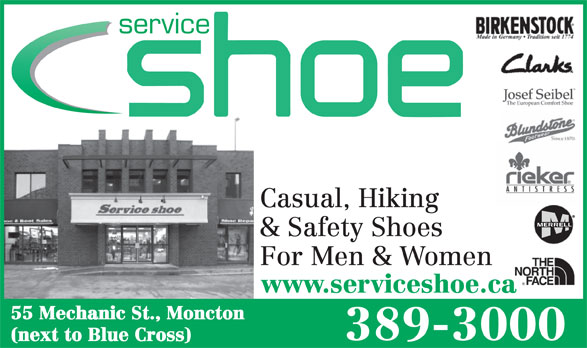 Shoe Stores In Moncton Nb
