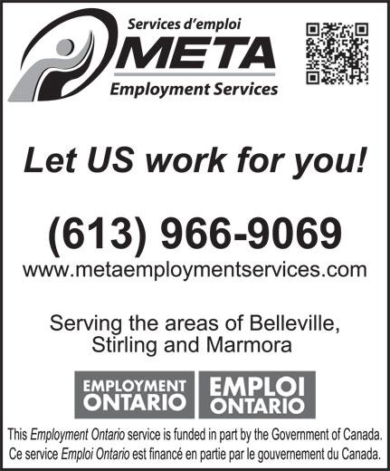 META Employment Services (613-966-9069) - Display Ad -