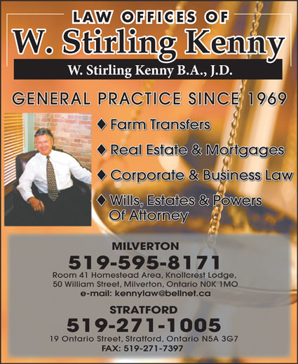 Ads Kenny W Stirling