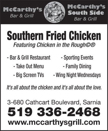 Ads Chicken In The Rough