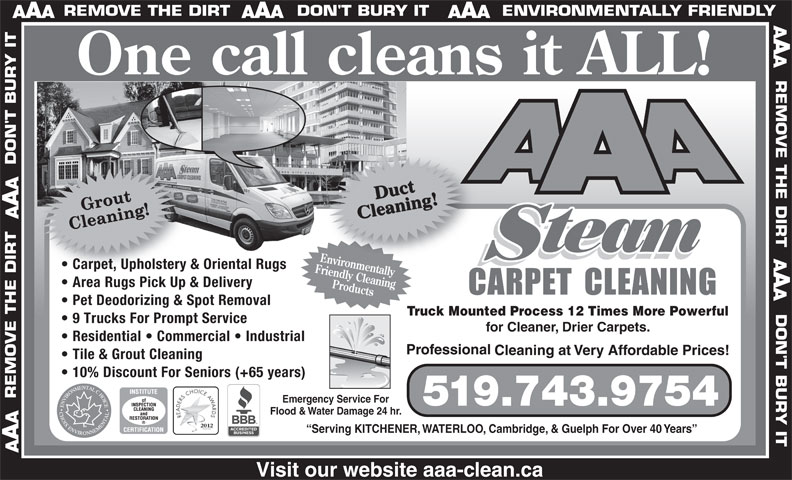 Steam Canada Carpet Cleaning Kitchener On Kitchener On