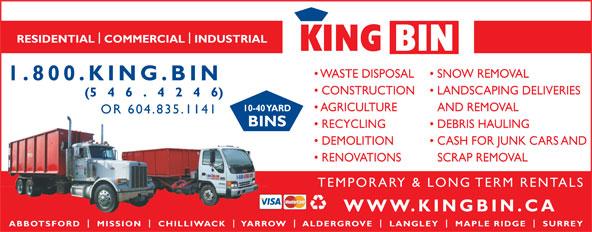 Ads King Bin Inc