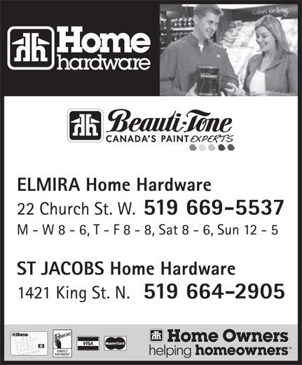 Home Building Centre (519-669-5537) - Annonce illustrée======= -