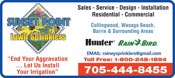Ads Sunset Point Property Services Ltd