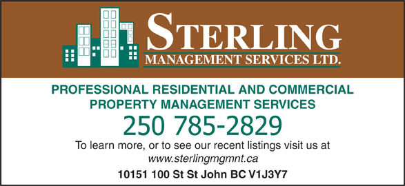Ads Sterling Management Services Ltd