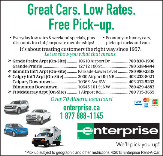 Enterprise Car Rental Sherbrooke Quebec
