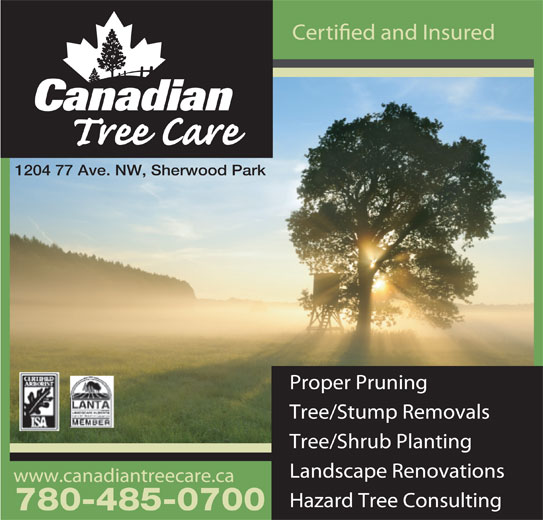 Classic Gardens Edmonton Ltd (780-485-0700) - Display Ad - 1204 77 Ave. NW, Sherwood Park 780-485-0700