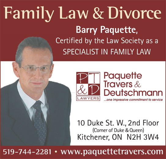 Real Estate Lawyers In Kitchener Duke St