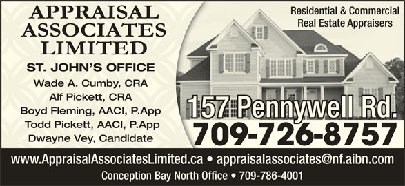 Ads Appraisal Associates Ltd