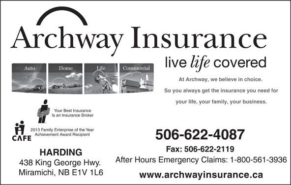 how to become an insurance broker in new brunswick