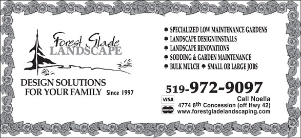 Ads Forest Glade Landscaping & Garden Centre Ltd