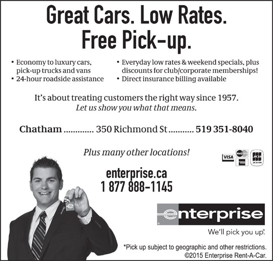 Enterprise Car Rental Truro Ns