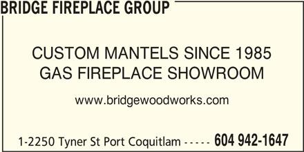 Ads Bridge Woodworks Mfg. Ltd
