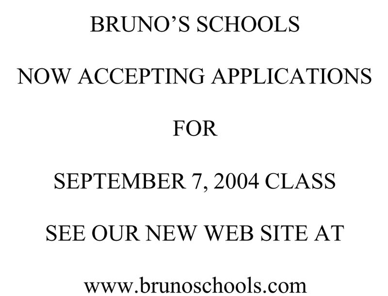 Bruno's Schools Of Hair Design (905-528-0428) - Promo