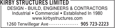 Kirby Structures Ltd (289-274-2543) - Display Ad - DESIGN - BUILD, ENGINEERS & CONTRACTORS Industrial   Commercial   Established In 1980 www.kirbystructures.com  DESIGN - BUILD, ENGINEERS & CONTRACTORS Industrial   Commercial   Established In 1980 www.kirbystructures.com  DESIGN - BUILD, ENGINEERS & CONTRACTORS Industrial   Commercial   Established In 1980 www.kirbystructures.com  DESIGN - BUILD, ENGINEERS & CONTRACTORS Industrial   Commercial   Established In 1980 www.kirbystructures.com  DESIGN - BUILD, ENGINEERS & CONTRACTORS Industrial   Commercial   Established In 1980 www.kirbystructures.com  DESIGN - BUILD, ENGINEERS & CONTRACTORS Industrial   Commercial   Established In 1980 www.kirbystructures.com  DESIGN - BUILD, ENGINEERS & CONTRACTORS Industrial   Commercial   Established In 1980 www.kirbystructures.com  DESIGN - BUILD, ENGINEERS & CONTRACTORS Industrial   Commercial   Established In 1980 www.kirbystructures.com  DESIGN - BUILD, ENGINEERS & CONTRACTORS Industrial • Commercial • Established In 1980 www.kirbystructures.com  DESIGN - BUILD, ENGINEERS & CONTRACTORS Industrial • Commercial • Established In 1980 www.kirbystructures.com  DESIGN - BUILD, ENGINEERS & CONTRACTORS Industrial • Commercial • Established In 1980 www.kirbystructures.com  DESIGN - BUILD, ENGINEERS & CONTRACTORS Industrial • Commercial • Established In 1980 www.kirbystructures.com  DESIGN - BUILD, ENGINEERS & CONTRACTORS Industrial • Commercial • Established In 1980 www.kirbystructures.com  DESIGN - BUILD, ENGINEERS & CONTRACTORS Industrial • Commercial • Established In 1980 www.kirbystructures.com  DESIGN - BUILD, ENGINEERS & CONTRACTORS Industrial • Commercial • Established In 1980 www.kirbystructures.com  DESIGN - BUILD, ENGINEERS & CONTRACTORS Industrial • Commercial • Established In 1980 www.kirbystructures.com  DESIGN - BUILD, ENGINEERS & CONTRACTORS Industrial • Commercial • Established In 1980 www.kirbystructures.com  DESIGN - BUILD, ENGINEERS & CONTRACTORS Industrial • Commercial • Established In 1980 www.kirbystructures.com  DESIGN - BUILD, ENGINEERS & CONTRACTORS Industrial • Commercial • Established In 1980 www.kirbystructures.com  DESIGN - BUILD, ENGINEERS & CONTRACTORS Industrial • Commercial • Established In 1980 www.kirbystructures.com  DESIGN - BUILD, ENGINEERS & CONTRACTORS Industrial • Commercial • Established In 1980 www.kirbystructures.com  DESIGN - BUILD, ENGINEERS & CONTRACTORS Industrial • Commercial • Established In 1980 www.kirbystructures.com  DESIGN - BUILD, ENGINEERS & CONTRACTORS Industrial • Commercial • Established In 1980 www.kirbystructures.com  DESIGN - BUILD, ENGINEERS & CONTRACTORS Industrial • Commercial • Established In 1980 www.kirbystructures.com  DESIGN - BUILD, ENGINEERS & CONTRACTORS Industrial • Commercial • Established In 1980 www.kirbystructures.com  DESIGN - BUILD, ENGINEERS & CONTRACTORS Industrial • Commercial • Established In 1980 www.kirbystructures.com  DESIGN - BUILD, ENGINEERS & CONTRACTORS Industrial • Commercial • Established In 1980 www.kirbystructures.com  DESIGN - BUILD, ENGINEERS & CONTRACTORS Industrial • Commercial • Established In 1980 www.kirbystructures.com  DESIGN - BUILD, ENGINEERS & CONTRACTORS Industrial • Commercial • Established In 1980 www.kirbystructures.com  DESIGN - BUILD, ENGINEERS & CONTRACTORS Industrial • Commercial • Established In 1980 www.kirbystructures.com  DESIGN - BUILD, ENGINEERS & CONTRACTORS Industrial • Commercial • Established In 1980 www.kirbystructures.com  DESIGN - BUILD, ENGINEERS & CONTRACTORS Industrial • Commercial • Established In 1980 www.kirbystructures.com  DESIGN - BUILD, ENGINEERS & CONTRACTORS Industrial   Commercial   Established In 1980 www.kirbystructures.com  DESIGN - BUILD, ENGINEERS & CONTRACTORS Industrial   Commercial   Established In 1980 www.kirbystructures.com  DESIGN - BUILD, ENGINEERS & CONTRACTORS Industrial   Commercial   Established In 1980 www.kirbystructures.com  DESIGN - BUILD, ENGINEERS & CONTRACTORS Industrial   Commercial   Established In 1980 www.kirbystructures.com  DESIGN - BUILD, ENGINEERS & CONTRACTORS Industrial   Commercial   Established In 1980 www.kirbystructures.com  DESIGN - BUILD, ENGINEERS & CONTRACTORS Industrial   Commercial   Established In 1980 www.kirbystructures.com  DESIGN - BUILD, ENGINEERS & CONTRACTORS Industrial   Commercial   Established In 1980 www.kirbystructures.com  DESIGN - BUILD, ENGINEERS & CONTRACTORS Industrial   Commercial   Established In 1980 www.kirbystructures.com  DESIGN - BUILD, ENGINEERS & CONTRACTORS Industrial • Commercial • Established In 1980 www.kirbystructures.com  DESIGN - BUILD, ENGINEERS & CONTRACTORS Industrial • Commercial • Established In 1980 www.kirbystructures.com  DESIGN - BUILD, ENGINEERS & CONTRACTORS Industrial • Commercial • Established In 1980 www.kirbystructures.com  DESIGN - BUILD, ENGINEERS & CONTRACTORS Industrial • Commercial • Established In 1980 www.kirbystructures.com  DESIGN - BUILD, ENGINEERS & CONTRACTORS Industrial • Commercial • Established In 1980 www.kirbystructures.com  DESIGN - BUILD, ENGINEERS & CONTRACTORS Industrial • Commercial • Established In 1980 www.kirbystructures.com  DESIGN - BUILD, ENGINEERS & CONTRACTORS Industrial • Commercial • Established In 1980 www.kirbystructures.com  DESIGN - BUILD, ENGINEERS & CONTRACTORS Industrial • Commercial • Established In 1980 www.kirbystructures.com  DESIGN - BUILD, ENGINEERS & CONTRACTORS Industrial • Commercial • Established In 1980 www.kirbystructures.com  DESIGN - BUILD, ENGINEERS & CONTRACTORS Industrial • Commercial • Established In 1980 www.kirbystructures.com  DESIGN - BUILD, ENGINEERS & CONTRACTORS Industrial • Commercial • Established In 1980 www.kirbystructures.com  DESIGN - BUILD, ENGINEERS & CONTRACTORS Industrial • Commercial • Established In 1980 www.kirbystructures.com  DESIGN - BUILD, ENGINEERS & CONTRACTORS Industrial • Commercial • Established In 1980 www.kirbystructures.com  DESIGN - BUILD, ENGINEERS & CONTRACTORS Industrial • Commercial • Established In 1980 www.kirbystructures.com  DESIGN - BUILD, ENGINEERS & CONTRACTORS Industrial • Commercial • Established In 1980 www.kirbystructures.com  DESIGN - BUILD, ENGINEERS & CONTRACTORS Industrial • Commercial • Established In 1980 www.kirbystructures.com  DESIGN - BUILD, ENGINEERS & CONTRACTORS Industrial • Commercial • Established In 1980 www.kirbystructures.com  DESIGN - BUILD, ENGINEERS & CONTRACTORS Industrial • Commercial • Established In 1980 www.kirbystructures.com  DESIGN - BUILD, ENGINEERS & CONTRACTORS Industrial • Commercial • Established In 1980 www.kirbystructures.com  DESIGN - BUILD, ENGINEERS & CONTRACTORS Industrial • Commercial • Established In 1980 www.kirbystructures.com  DESIGN - BUILD, ENGINEERS & CONTRACTORS Industrial • Commercial • Established In 1980 www.kirbystructures.com  DESIGN - BUILD, ENGINEERS & CONTRACTORS Industrial • Commercial • Established In 1980 www.kirbystructures.com  DESIGN - BUILD, ENGINEERS & CONTRACTORS Industrial • Commercial • Established In 1980 www.kirbystructures.com  DESIGN - BUILD, ENGINEERS & CONTRACTORS Industrial • Commercial • Established In 1980 www.kirbystructures.com