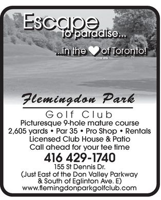 Flemingdon Park Golf Club (416-429-1740) - Annonce illustrée - Escape EscaEscaEscaEscaEscaEscaEscaEscaEscaEscaEscaEscaEscaEscaEscaEscaEscaEscaEscaEscaEscaEscaEscaEscaEscaEscaEscaEscaEscaEscaEscaEscaEscaEscaEscapepepepepepepepepepepepepepepepepepepepepepepepepepepepepepepepepepepe to to to to to to parparparparparparadiadiadiadiadiadise.se.se.se.se.se............. to to parparadiadise.se..... Flemingdon Park Golf Club Picturesque 9-hole mature course 2,605 yards   Par 35   Pro Shop   Rentals Licensed Club House & Patio Call ahead for your tee time 416 429-17740 155 St Dennis Dr. ( Just EasJust East of t of the the DonDon Va Valllley ey ParParkwakwayy ) & South of Eglinton Ave. E www.flemingdonparkgolfclub.com Escape EscaEscaEscaEscaEscaEscaEscaEscaEscaEscaEscaEscaEscaEscaEscaEscaEscaEscaEscaEscaEscaEscaEscaEscaEscaEscaEscaEscaEscaEscaEscaEscaEscaEscaEscapepepepepepepepepepepepepepepepepepepepepepepepepepepepepepepepepepepe to to to to to to parparparparparparadiadiadiadiadiadise.se.se.se.se.se............. to to parparadiadise.se..... Flemingdon Park Golf Club Picturesque 9-hole mature course 2,605 yards   Par 35   Pro Shop   Rentals Licensed Club House & Patio Call ahead for your tee time 416 429-17740 155 St Dennis Dr. ( Just EasJust East of t of the the DonDon Va Valllley ey ParParkwakwayy ) & South of Eglinton Ave. E www.flemingdonparkgolfclub.com  Escape EscaEscaEscaEscaEscaEscaEscaEscaEscaEscaEscaEscaEscaEscaEscaEscaEscaEscaEscaEscaEscaEscaEscaEscaEscaEscaEscaEscaEscaEscaEscaEscaEscaEscaEscapepepepepepepepepepepepepepepepepepepepepepepepepepepepepepepepepepepe to to to to to to parparparparparparadiadiadiadiadiadise.se.se.se.se.se............. to to parparadiadise.se..... Flemingdon Park Golf Club Picturesque 9-hole mature course 2,605 yards   Par 35   Pro Shop   Rentals Licensed Club House & Patio Call ahead for your tee time 416 429-17740 155 St Dennis Dr. ( Just EasJust East of t of the the DonDon Va Valllley ey ParParkwakwayy ) & South of Eglinton Ave. E www.flemingdonparkgolfclub.com Escape EscaEscaEscaEscaEscaEscaEscaEscaEscaEscaEscaEscaEscaEscaEscaEscaEscaEscaEscaEscaEscaEscaEscaEscaEscaEscaEscaEscaEscaEscaEscaEscaEscaEscaEscapepepepepepepepepepepepepepepepepepepepepepepepepepepepepepepepepepepe to to to to to to parparparparparparadiadiadiadiadiadise.se.se.se.se.se............. to to parparadiadise.se..... Flemingdon Park Golf Club Picturesque 9-hole mature course 2,605 yards   Par 35   Pro Shop   Rentals Licensed Club House & Patio Call ahead for your tee time 416 429-17740 155 St Dennis Dr. ( Just EasJust East of t of the the DonDon Va Valllley ey ParParkwakwayy ) & South of Eglinton Ave. E www.flemingdonparkgolfclub.com