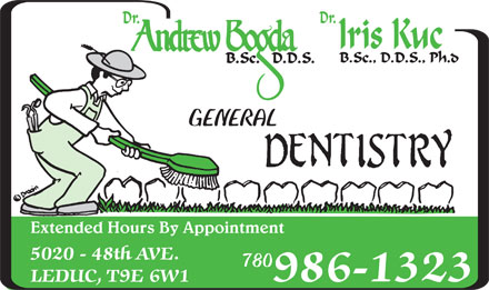 Bogda Andrew Dr (780-980-9056) - Display Ad - GENERAL Extended Hours By Appointment 780 GENERAL Extended Hours By Appointment 780 GENERAL Extended Hours By Appointment 780 GENERAL Extended Hours By Appointment 780