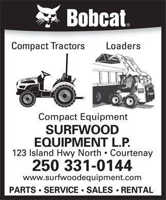 Bobcat (250-331-0144) - Display Ad