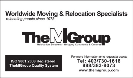 TheMIGroup (403-730-1616) - Display Ad