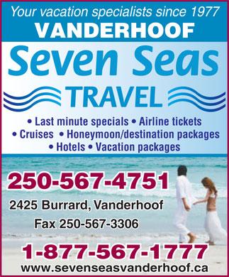 Vanderhoof Bc Hotels
