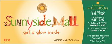 Sunnyside Mall (902-702-2072) - Display Ad