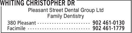 Pleasant Street Dental Group Ltd (902-461-0130) - Annonce illustrée======= - Pleasant Street Dental Group Ltd - Family Dentistry